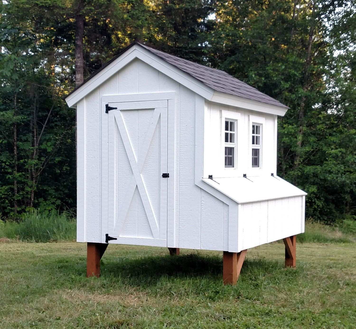5x6 chicken coop plans easy to follow plans for the