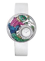 Boucheron Ajourée Caméléon Watch
