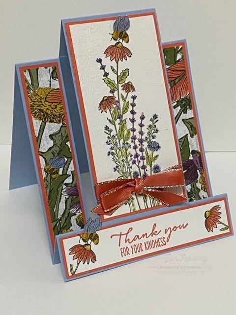 Dragonfly Garden Stamp Set