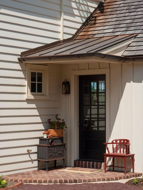 Pin By Wendy Cooper On Exterior Porch Design House Exterior Outdoor Remodel