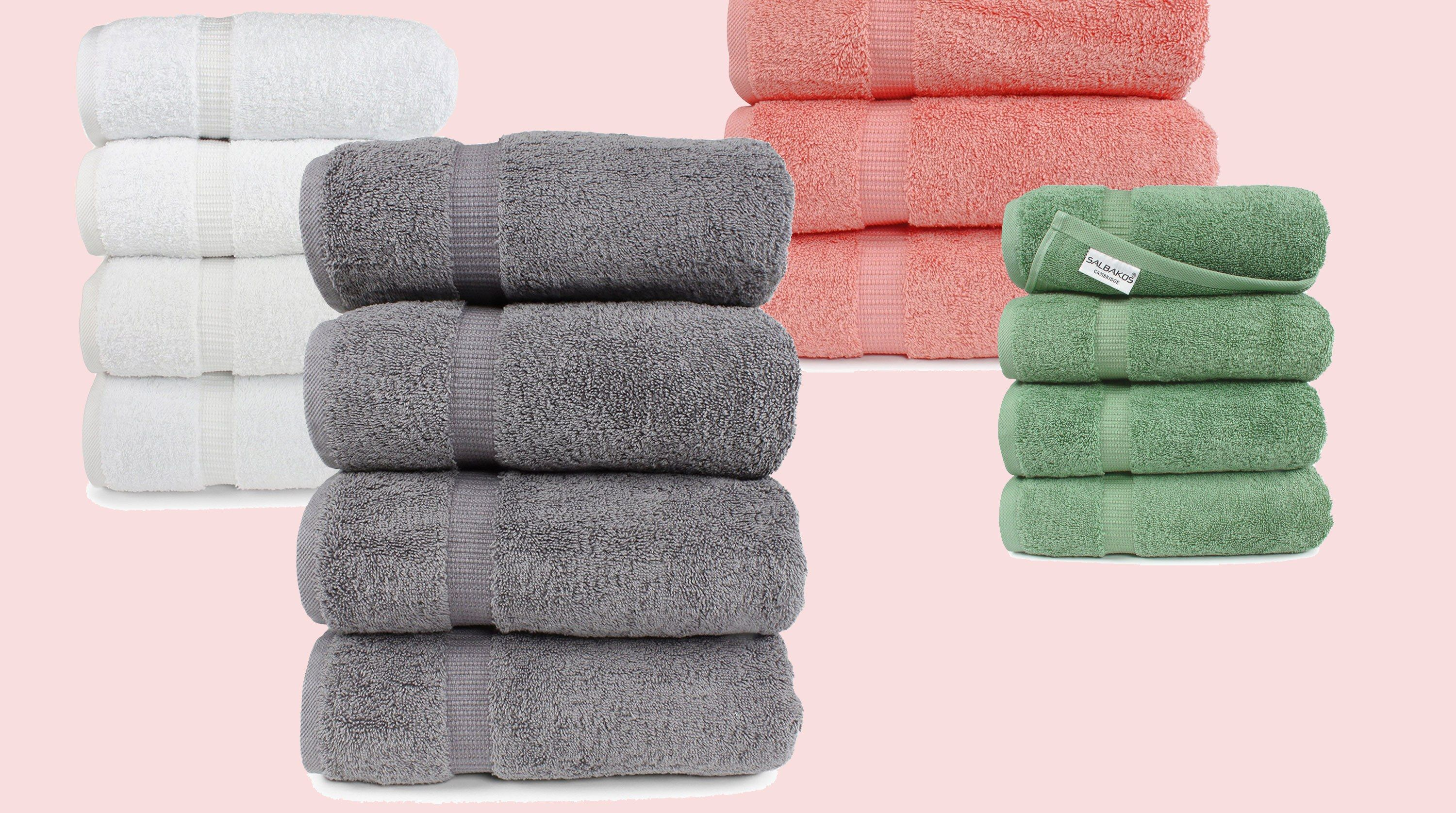 The Best Bath Towels On Amazon According To 3 000 Reviewers
