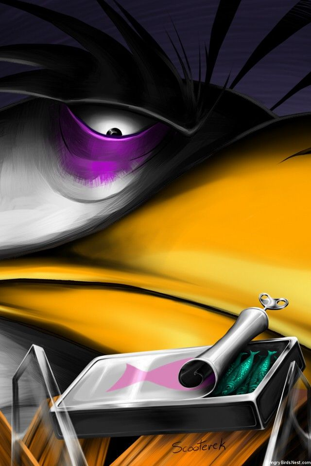 Angry Birds Mighty Eagle After Battle IPhone Background By Scooterek From AngryBirdsNest