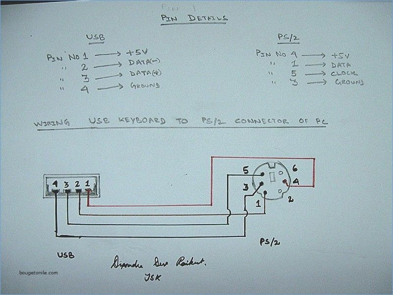 usb to ps2 wiring diagram img source  svlc  usb wire