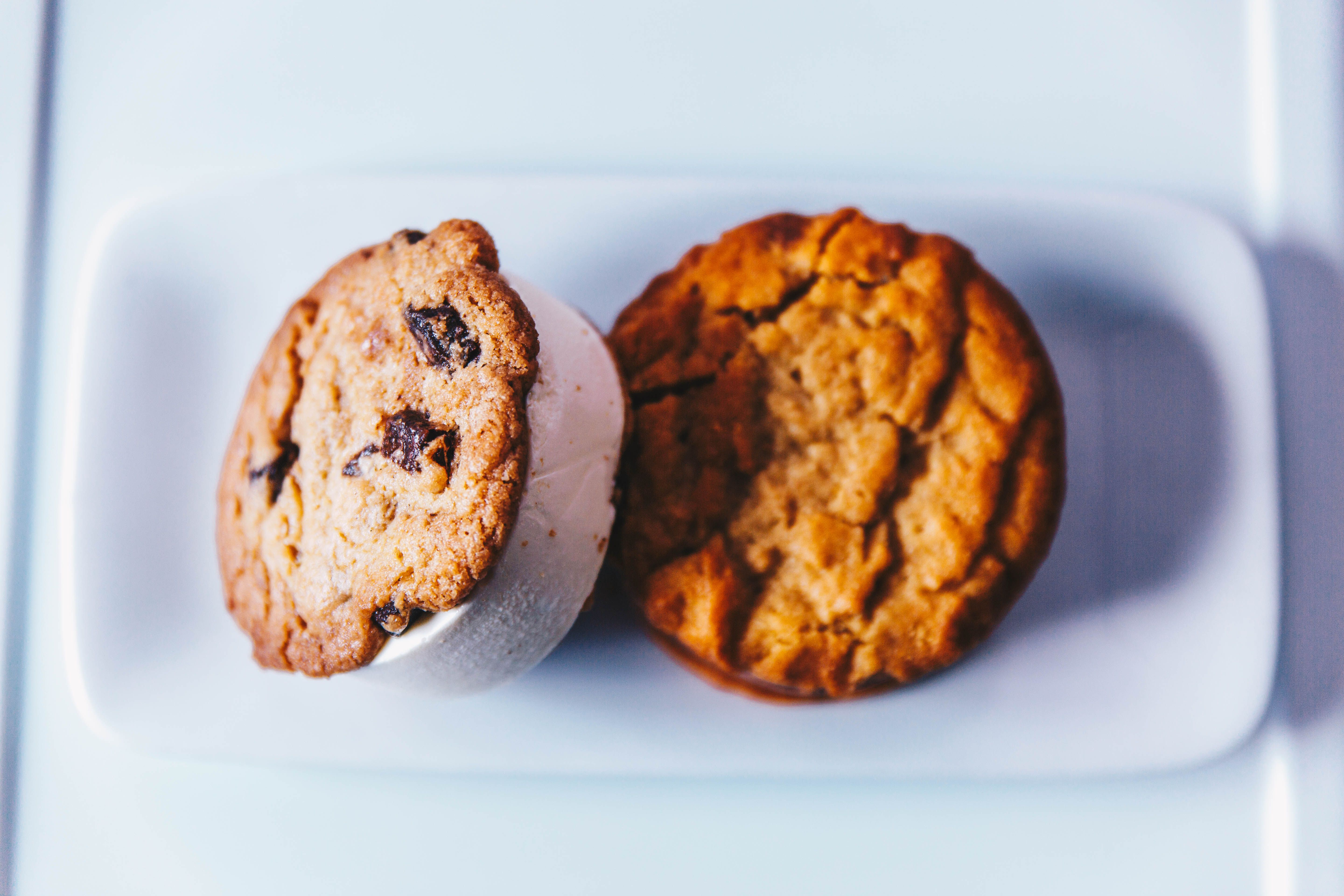 Ice Cream Sandwiches From High Road Craft Ice Cream Handcrafted