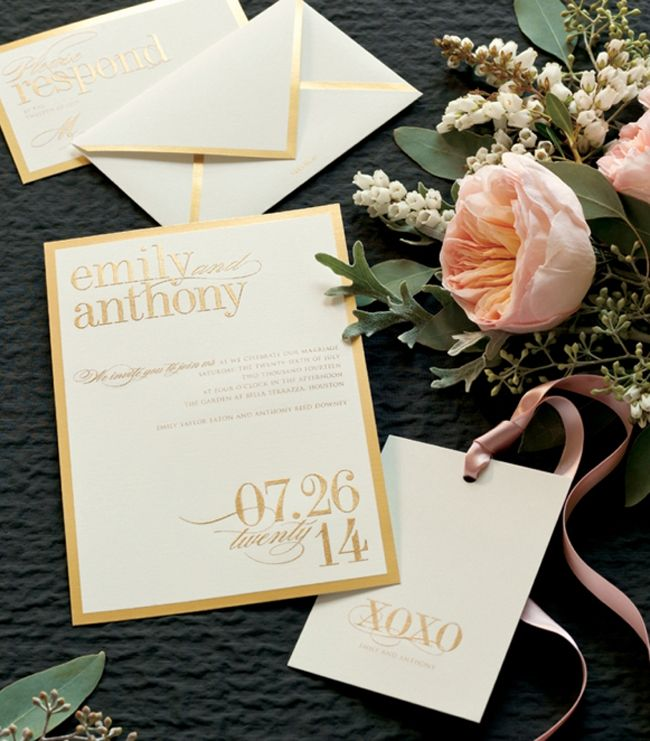 Vera Wang Invitations Wedding   Vera Wang Wedding Invitation Collection    Meandyoulookbook