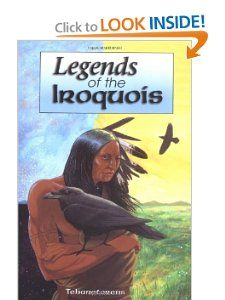 Northeastern Woodlands group - legends from Iroquois and Mohawk