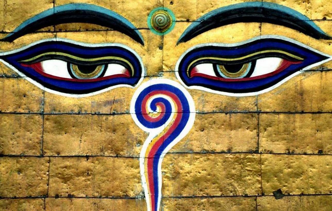 El ojo de Buda