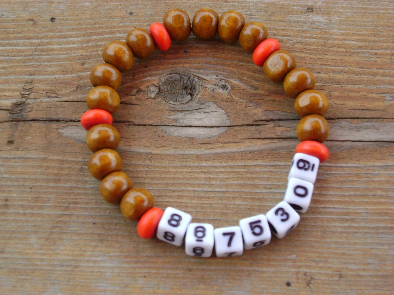 I just listed Emergency Contact Bracelet on The CraftStar
