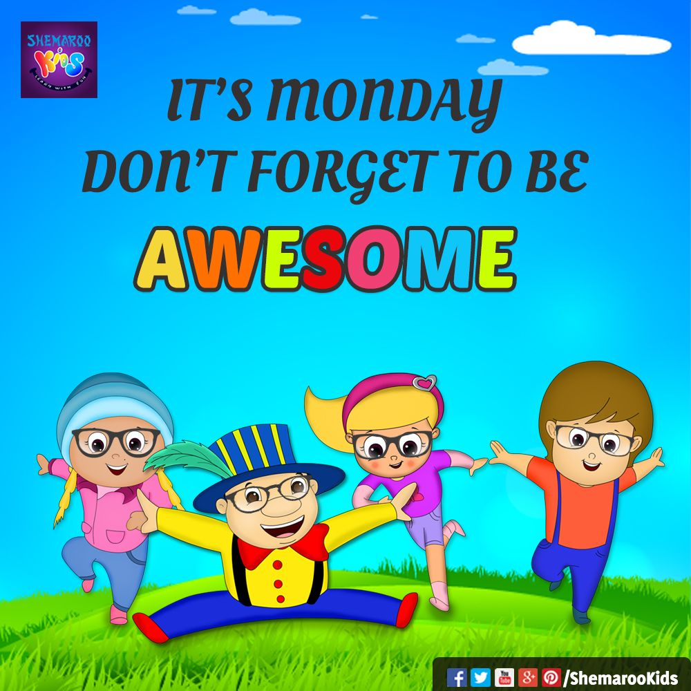 Be awesome :)