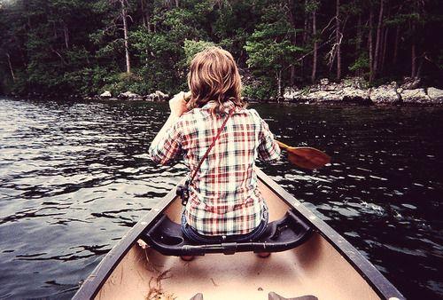 Aventura en el río...