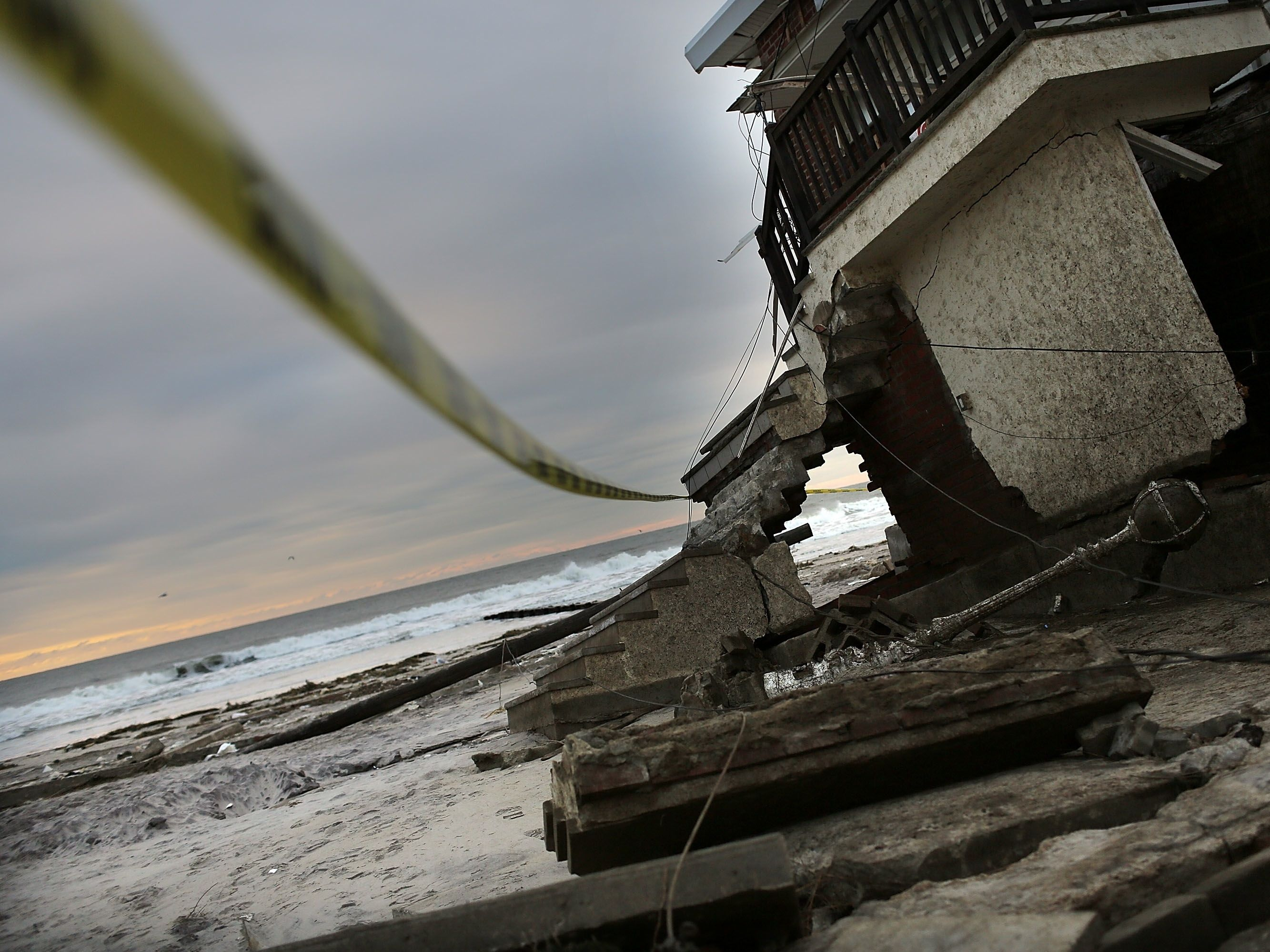 Federal flood insurance program drowning in debt who will