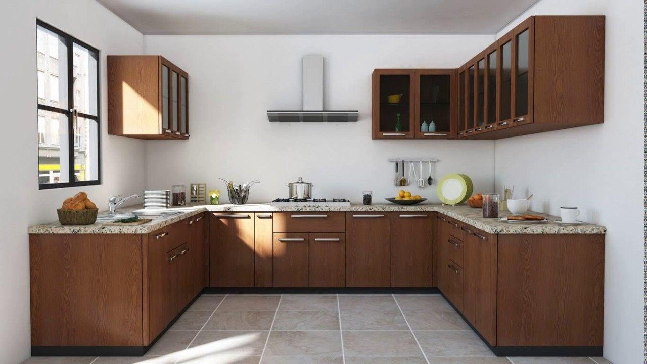 Small Modular Kitchen Design U Shape   Novocom.top