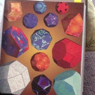 Archimedean semi-regular polyhedra
