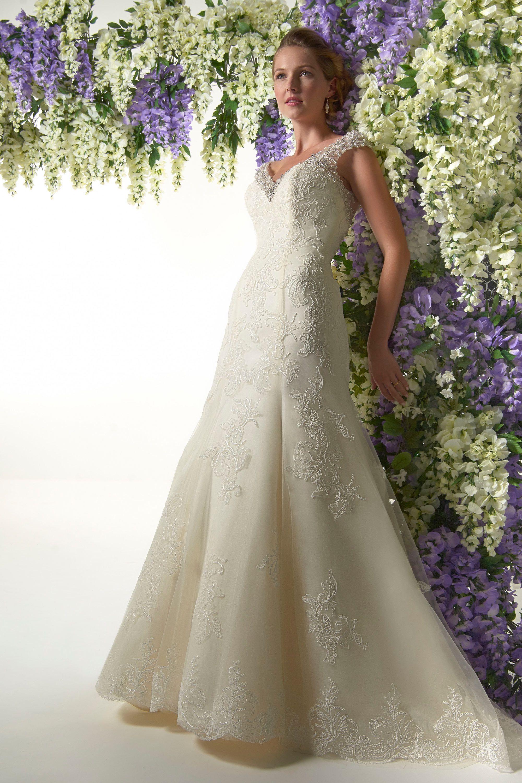 JADE DANIELS Bridal, Style 1029 (Zsa Zsa Gabor). #BestForBride ...