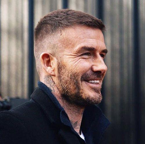 36 Elegant Crew Cut Hairstyles For Men (2021 Galle