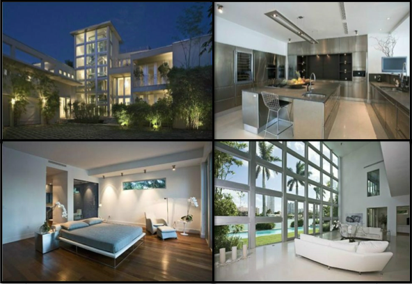Lil Wayne S Miami Beach Pad Up For Grabs Luxe Properties Florida Home Miami Beach House Styles