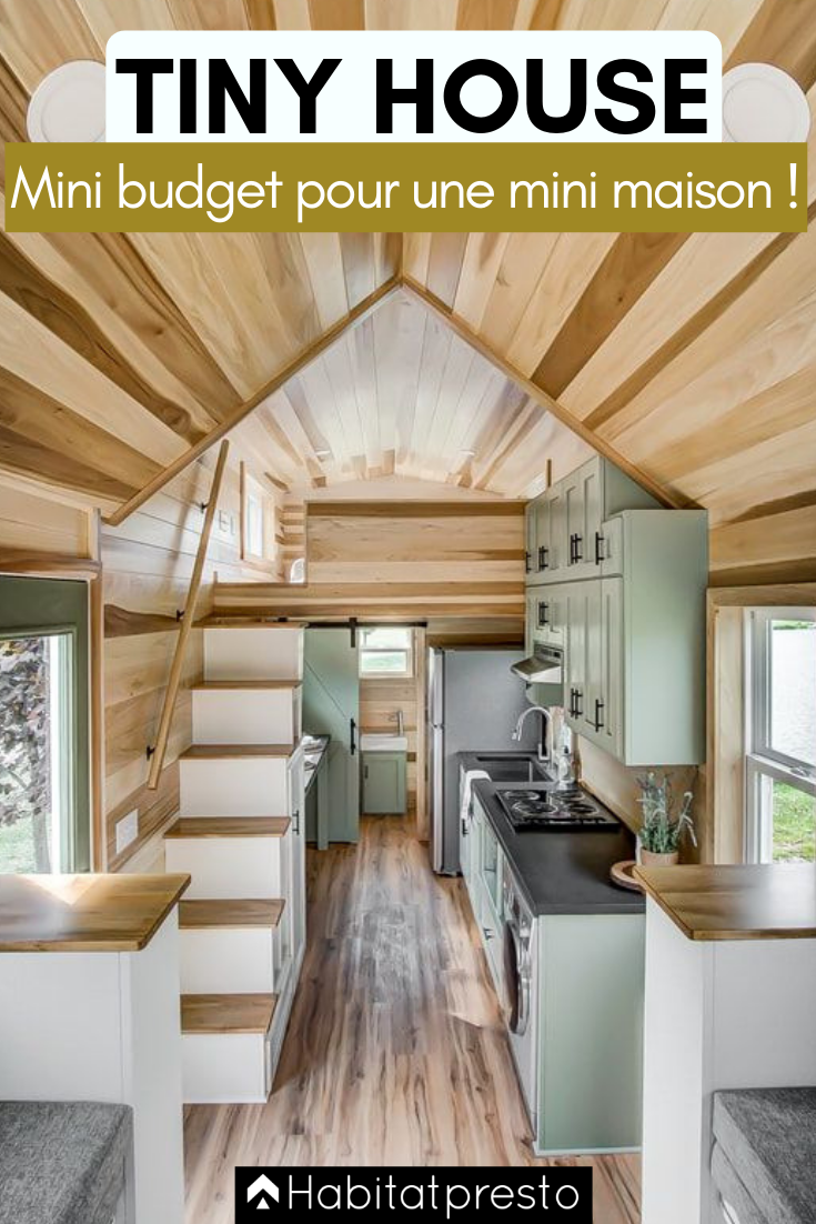 Prix Tiny House Un Mini Budget Pour Une Mini Maison