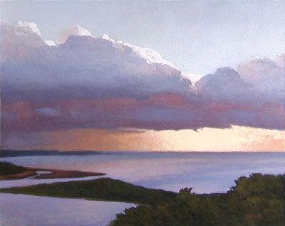 Marc Bohne Oil Ireland Landscape Painting Paisajes Painting Pinturas De Paisajes