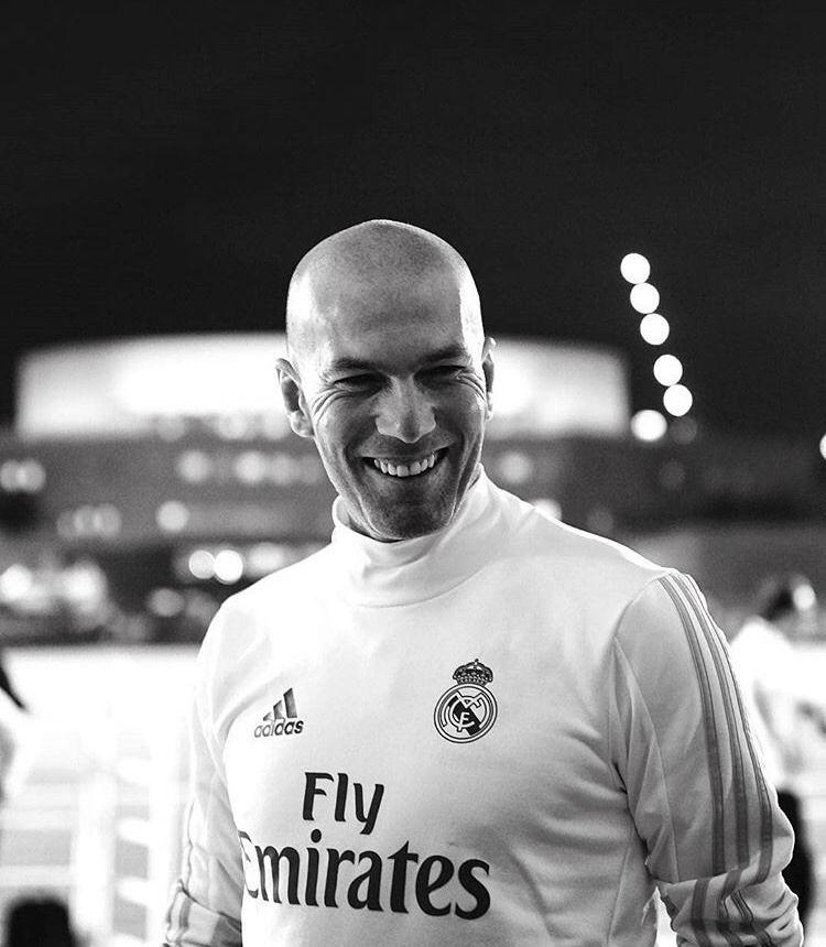 Pin by Edin Kusta on sport Zinedine zidane real madrid