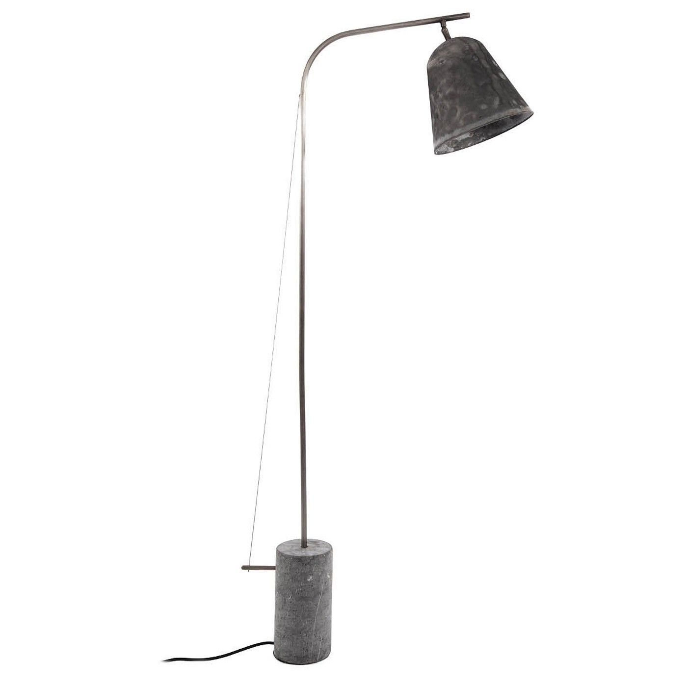 Marv Floor Lamp In Black With Our Cigar Chair Kitchen Pinterest