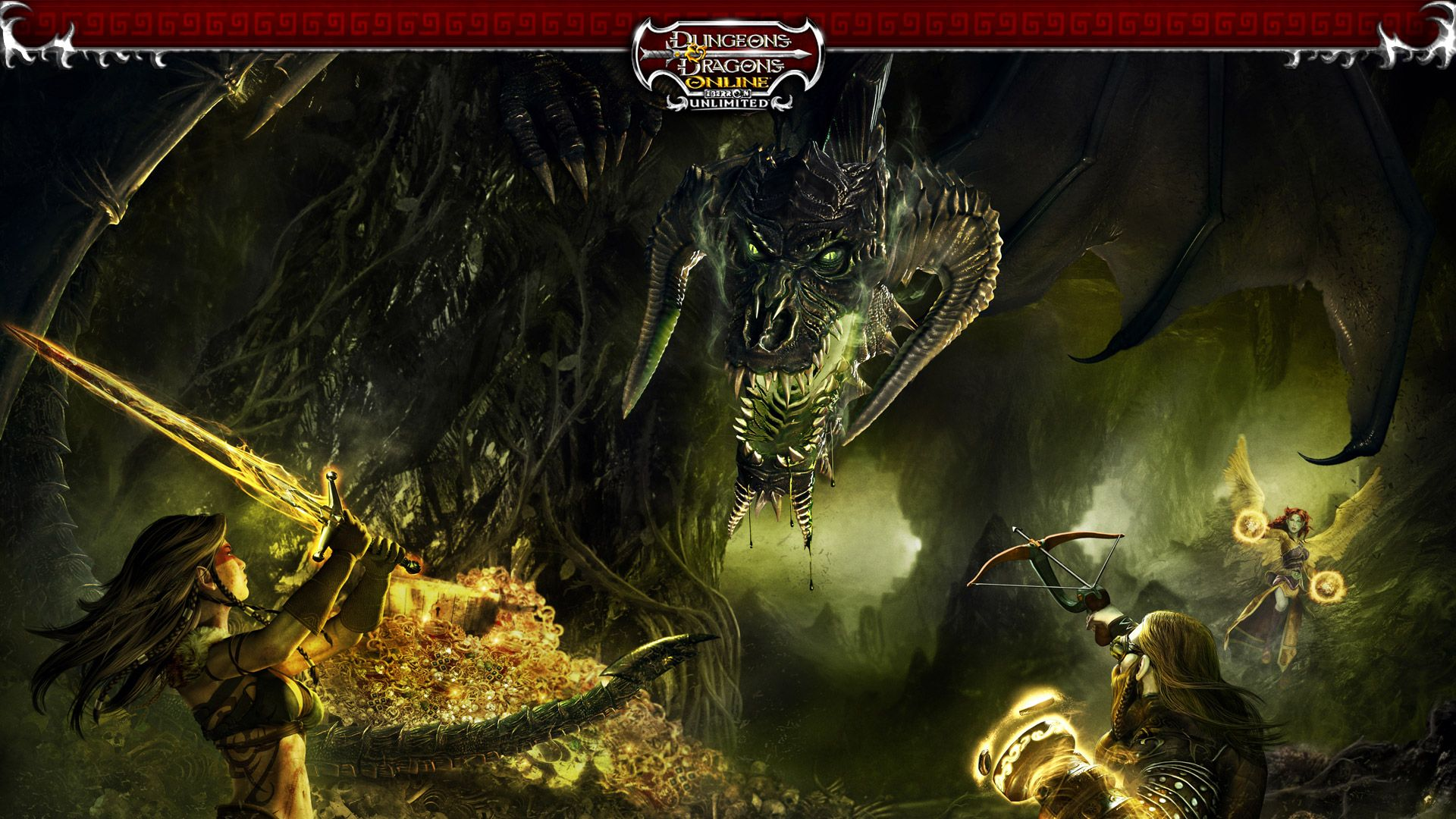 Dungeons And Dragons Wallpapers HD Page Of I