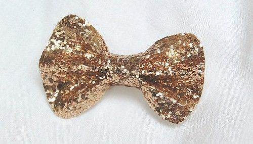 Gold Bowtie. -- If I ever have a little boy.