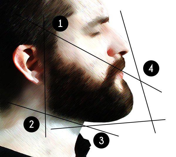 wie rasiere ich meine konturen konturen rasieren teil 1 bart konturen bartpflege und bart