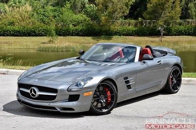 2012 Mercedes Benz Other AMG Factory Warranty Til 11/2019!!! 2012 Mercedes  Benz SLS Roadster! Factory Warranty Till 11/19!!!