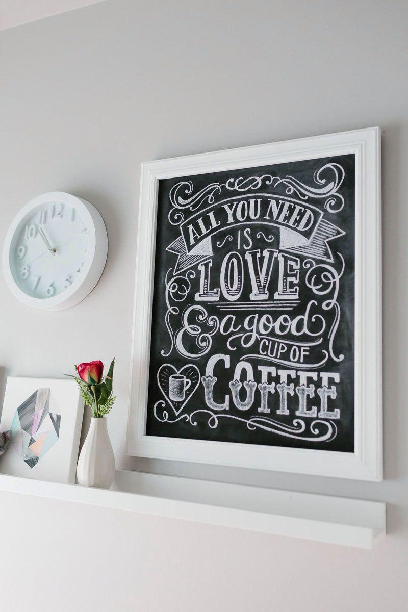 kaffee liebhaber geschenk alles was sie brauchen ist liebe und