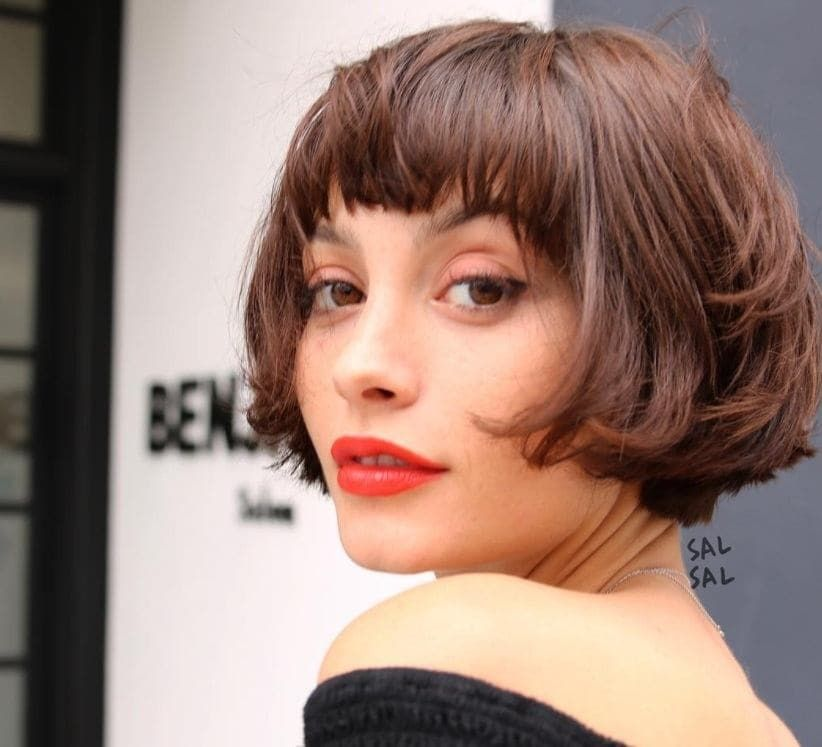 25 amazing choppy bob hairstyles for short  medium hair