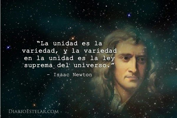 Frases De Isaac Newton Sobre La Educacion Buscar Con