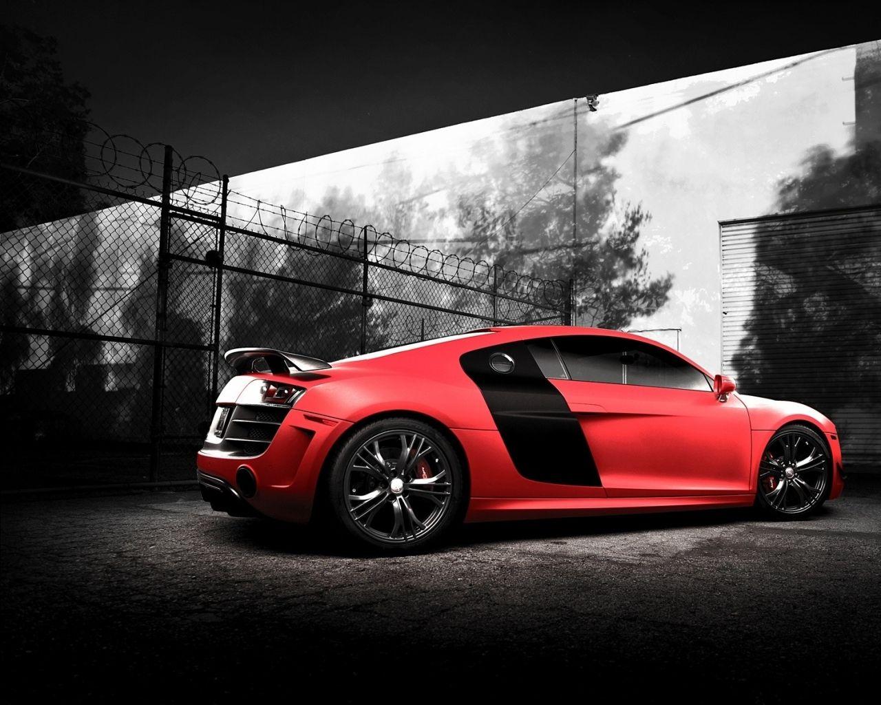 Audi R8 Black Red Carflash Audi R8 Wallpaper Red Audi Audi R8 Gt