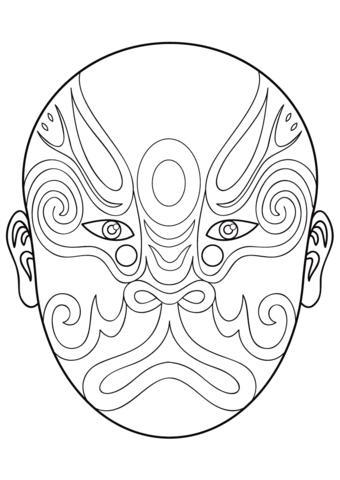 mascaras africanas para colorear e imprimir   Pesquisa Google