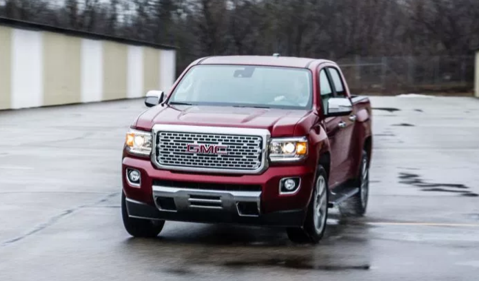2020 Gmc Canyon Denali Towing Capacity Review Price And Interior