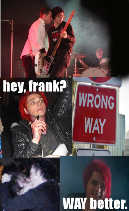 Is it weird that Frerard turns me on? Lol... | My Chemical ...
