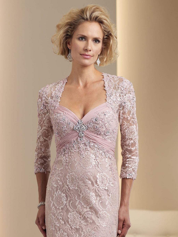 20+ Elegant Mother of Bride Dresses Ideas | Dress ideas, Bride ...