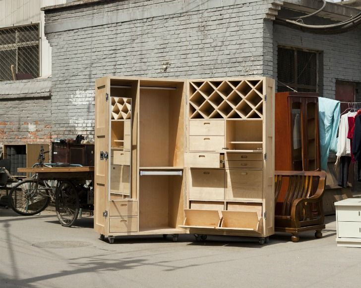 shipping crate furniture. I LOVE This Folding Crate Furniture! Great Idea For Dorm Students, Small Shipping Furniture