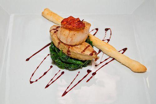 Блюда высокой кухни рецепты