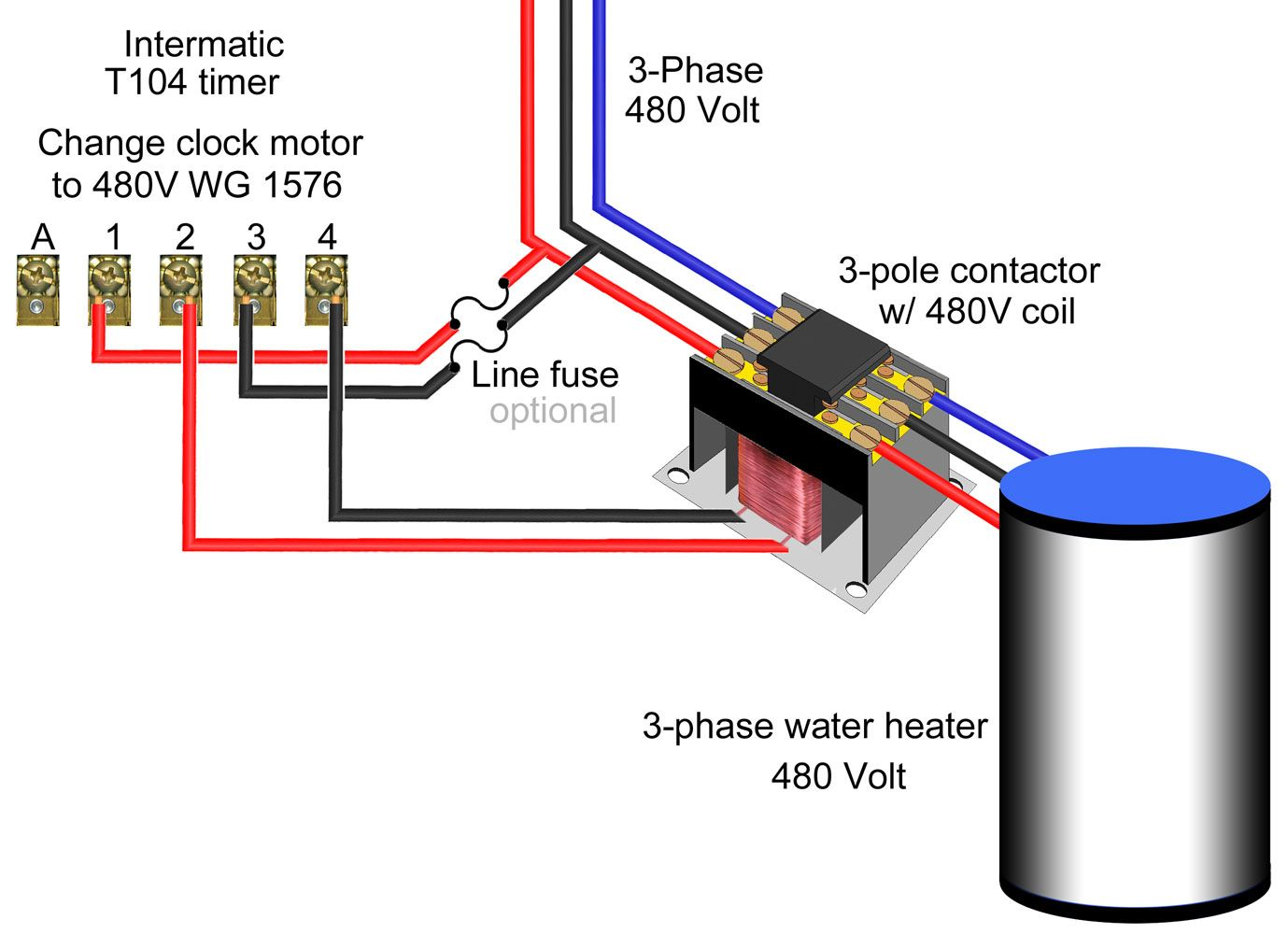 medium resolution of 480 volt 3 phase wiring diagram for lights