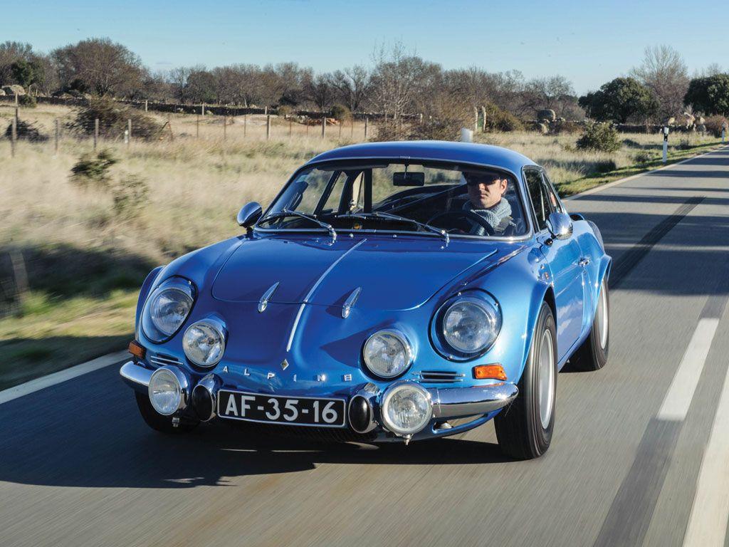 Te Koop: Alpine-Renault A110