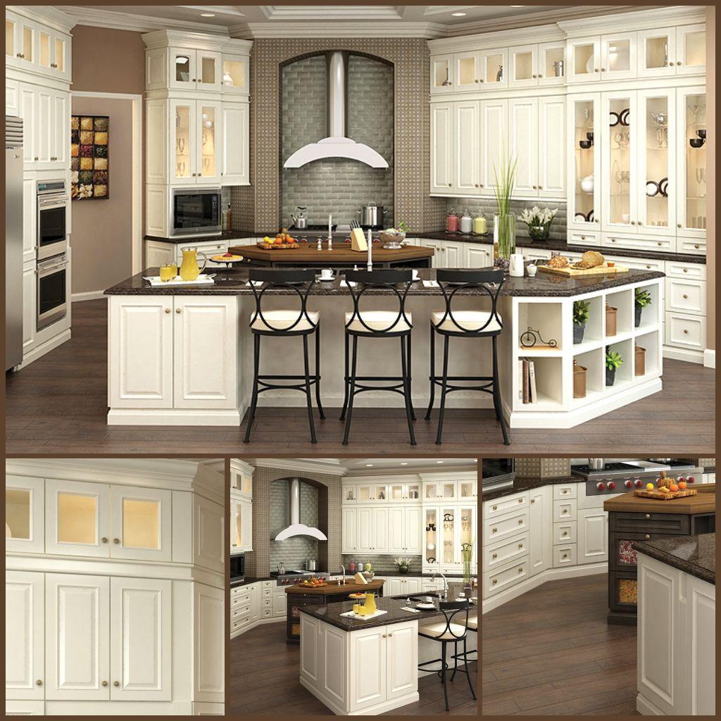 Oxford Kitchen Cabinets   Kitchen cabinets, Kitchen design ...