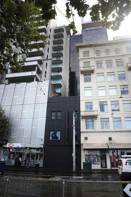 The Old Site Of Phoenix Hotel On Flinders Street