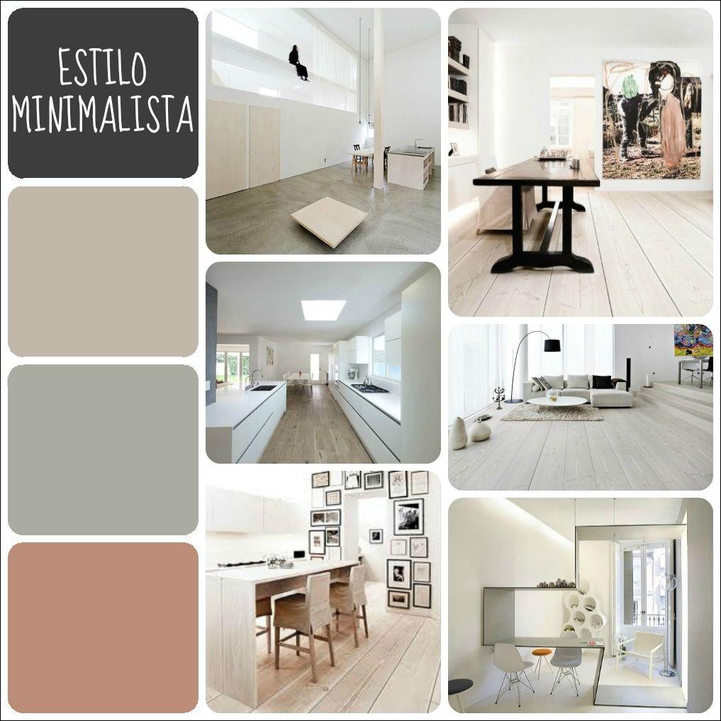 Colores estilo minimalista napoleon pinte - Estilos de pintura para paredes ...