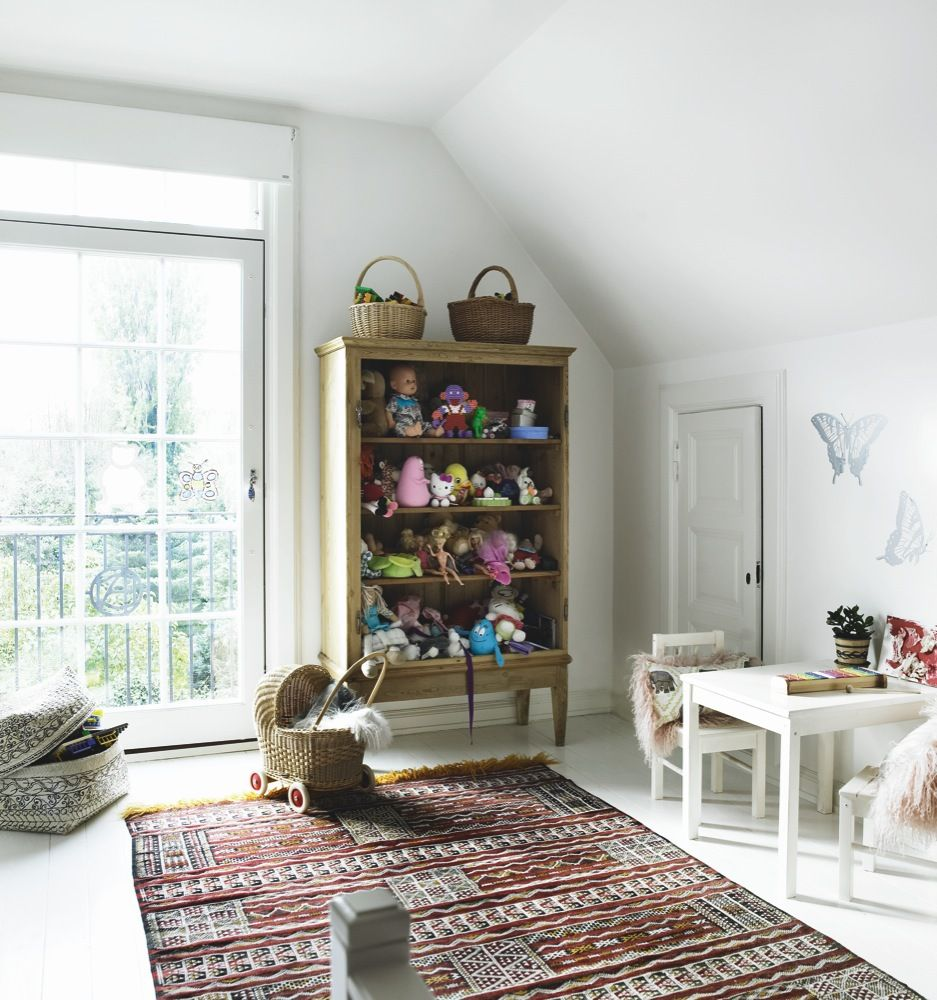 Indenfor I Frank Hvams Hus Fra Klovn Simple Playroom Kids Decor Kids Interior