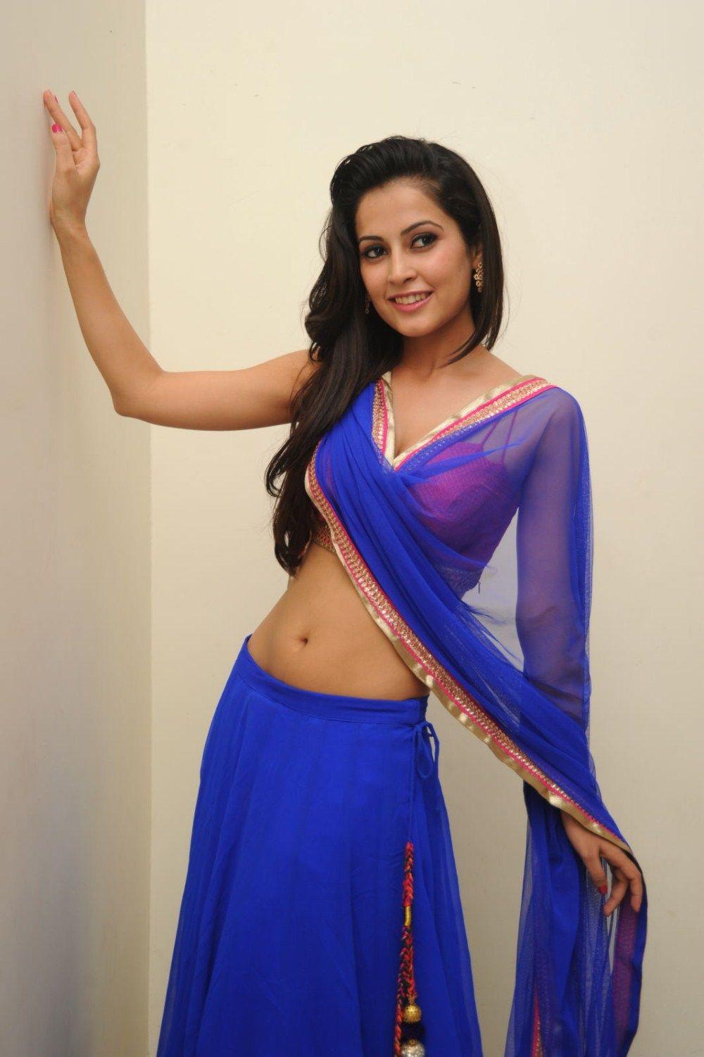 Disha Pandey Hot in Blue Dress   Desi Misc.   Pinterest   Blue ...