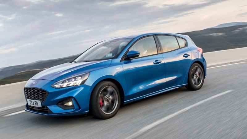 Ford Focus Fiesta Mild Hybrids Will Be Offered In Europe Ford
