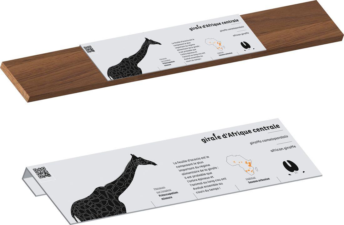 parc zoologique maubeuge ateliers59 signaletique pinterest parc zoologique parc et. Black Bedroom Furniture Sets. Home Design Ideas