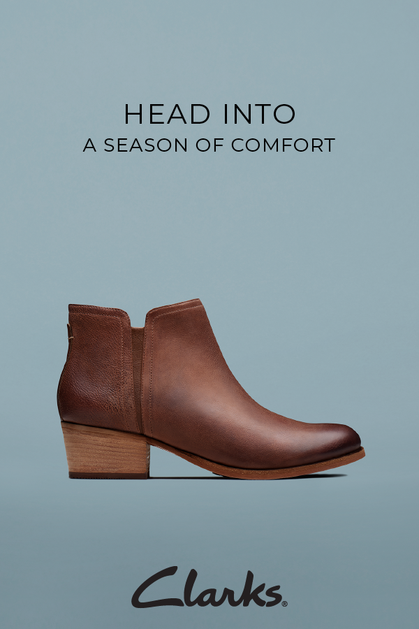 Pin on CLARKS   Current styles