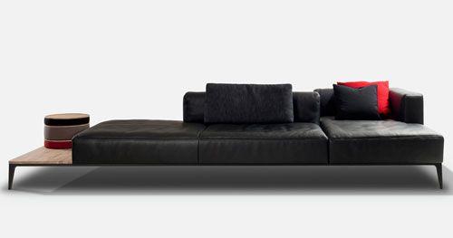 Beautiful Tailor Made Modular Sofa By Studio Segers For Indera