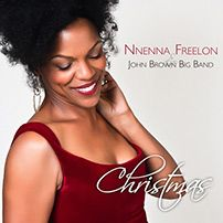 Nnenna Freelon And The John Brown Band Two Durham Legends The Most Well Made Sassy Christmas Music I Ve Heard In A Long Time Big Band Baby Music Durham